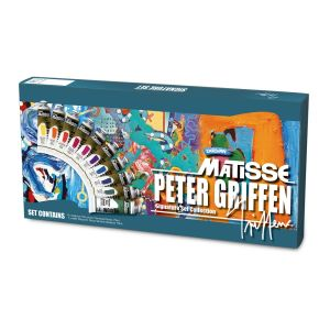 MATISSE STRUCTURE PETER GRIFFEN 10 x 75ml