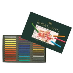 Faber-Castell Polychromos PASTELS 36 assorted