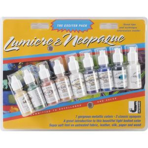 Jacquard Lumiere Neopaque Exciter Pack
