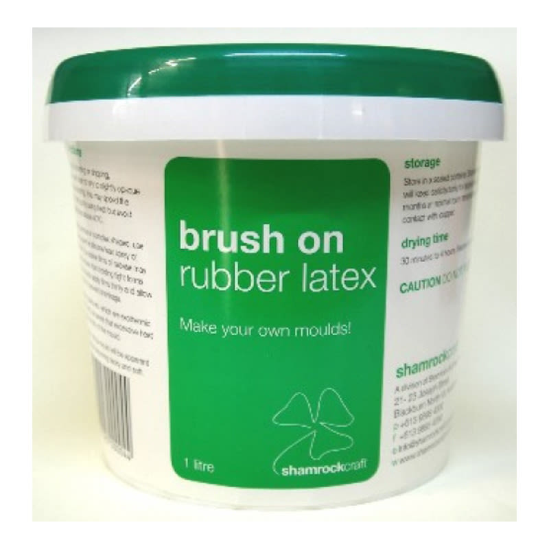 Shamrock Rubber Latex 1 Litre