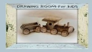 Drawing Room For Kids - Regular Classes & School Holiday Workshops