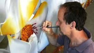 AA: Brisbane Painting Classes - Regular Classes & Guest Tutors - Focus on Painting