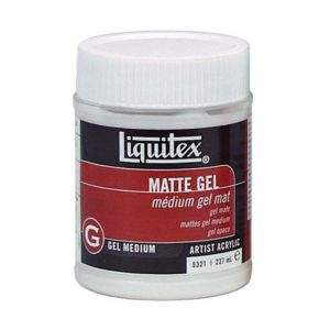 Liquitex Matte Gel Medium 237ml