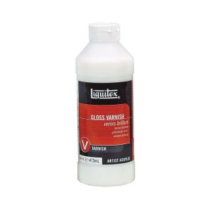Liquitex Gloss Varnish 473ml
