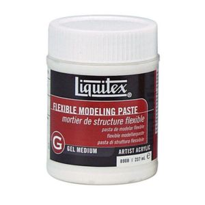 Liquitex Flexible Modelling Paste
