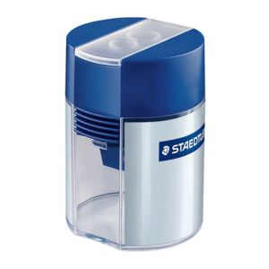 Staedtler Double-hole Tub Sharpener Round