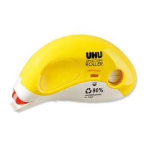 UHU Dry & Clean Roller Permanent 6.5mm x 8.5m