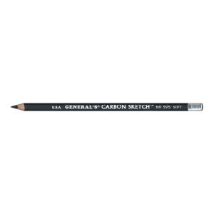 Generals Carbon Sketch Pencil 4B