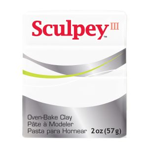 SCULPEY III Polymer Clay 57gm