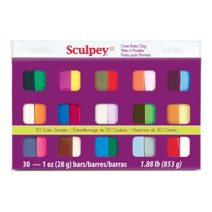SCULPEY III SAMPLER PACK 30 X 1oz