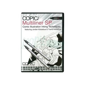 Copic DVD Multiliner SP Comic Illustration