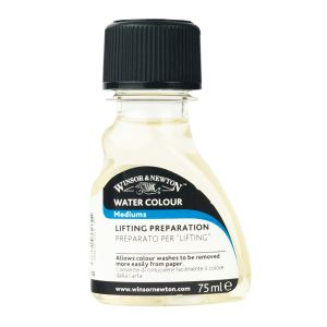 Winsor & Newton Water Colour Lifting Preparation 75ml_