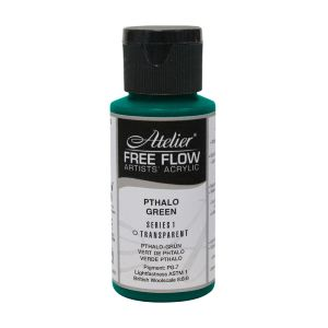 Atelier Free Flow Artists Acrylics 60ml
