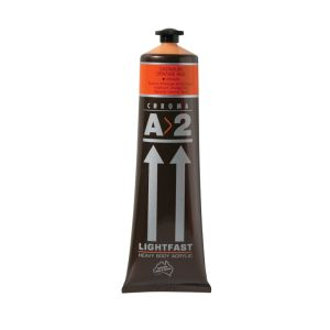 A2 Lightfast Heavy Body Acrylic 120ml