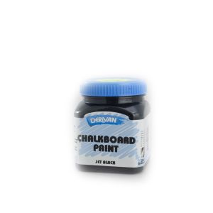 DERIVAN 250ml CHALKBOARD PAINT BLACK