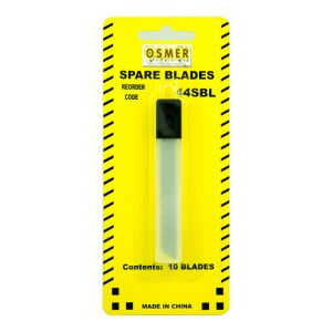 Osmer Narrow Blade Pkt 10 to suit UC66 UC232