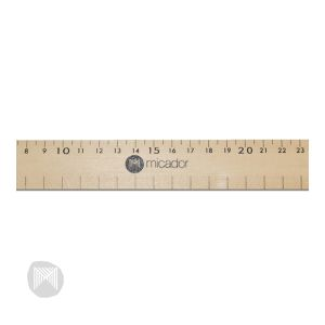 Micador Mega One Metre Ruler - Wooden