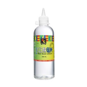 Educational Colours CLEAR CRAFT GUM 500ml