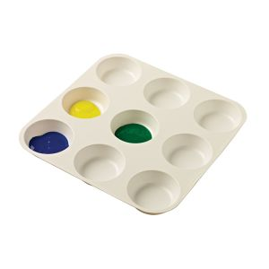 Educational Colours MUFFIN TRAY 9 wells