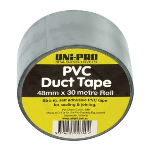UniPro PVC Duct Tape 48mm x 30mt
