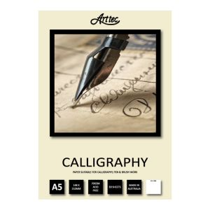 ARTTEC CALLIGRAPHY PADS