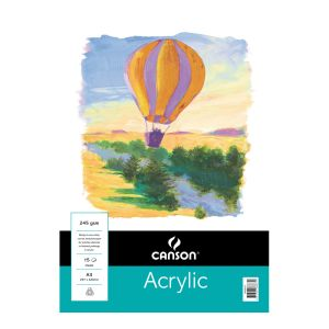 Canson Acrylic Paper Pads