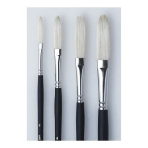 Art Spectrum BRUSH 1100 HOG LONG FILBERT No.4