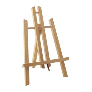 Mont Marte Mini Display Easel Beech Small