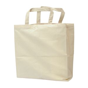 Zart Calico Bag with Handle 35 x 45cm
