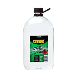 Diggers Methylated Spirits 4 L