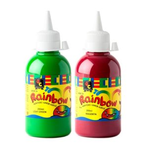 Educational Colours RAINBOW PAINT 250ML