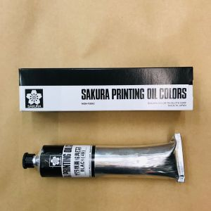 Sakura Oil Printing Ink 100cc Black