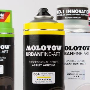 Molotow Urban Fine-Art Artist Acrylic Spray Paint 400ml
