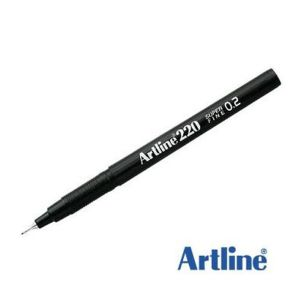 ARTLINE 220 FINELINER PEN 0.2MM