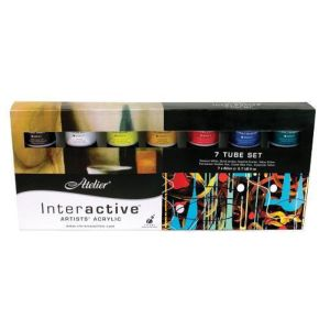 Atelier Interactive 7 tube set