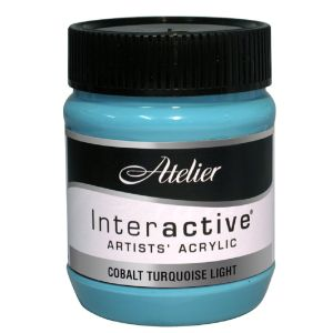 Atelier Interactive Artists Acrylics 250ml