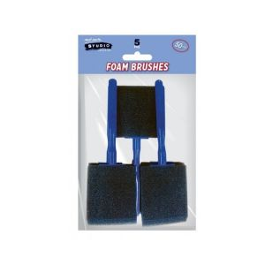 Mont Marte Foam Brushes