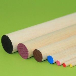 Artmil Balsa ROUND 915mm Length
