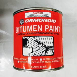 Bituminous Paint 1/2 Litre