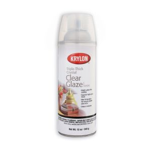Krylon Triple Thick Crystal Clear Glaze No.0500
