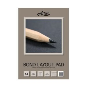 ARTTEC Bond Layout Pad A4