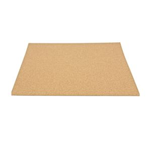 Shamrock Cork Sheet Thick Square 300x300x4.7mm 1pce