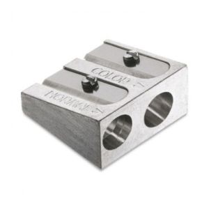 Faber-Castell Double Hole Metal Sharpener