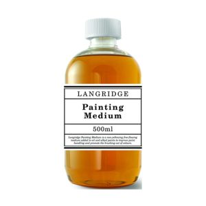 LANGRIDGE Painting Medium 500ml