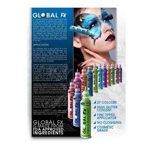 GLOBAL Gel Blood 30g