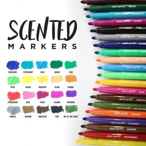Mont Marte Scented Markers 20pce