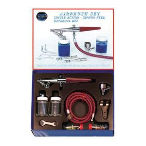 Paasche H-Set Single Action Airbrush