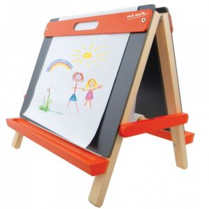 Mont Marte Kids Tabletop Art Station - Orange