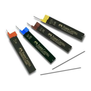 Faber-Castell Super Polymer Leads