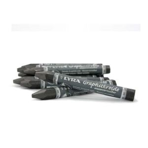 LYRA Watersoluble GRAPHITE CRAYONS